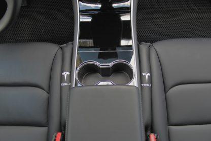 Model 3 seat gap insert top